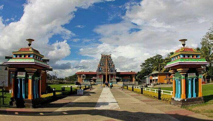 ancient Hindu temples of the Fiji Islands