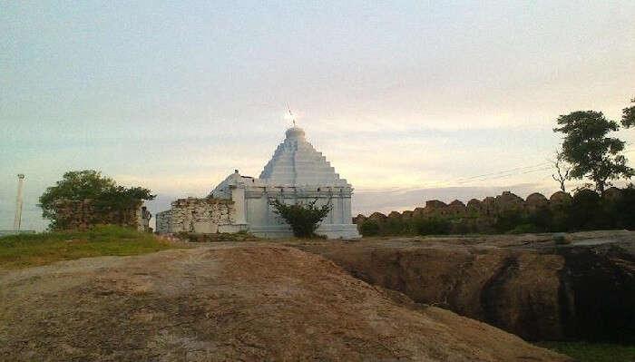 Chandraghad Fort