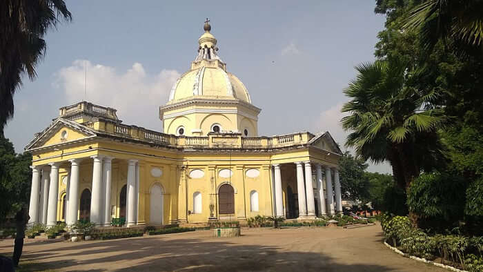 St. James Church in Delhi