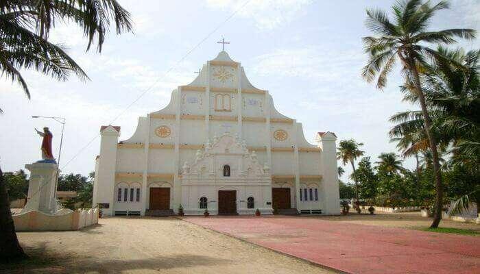 most prestigious church in Kollam