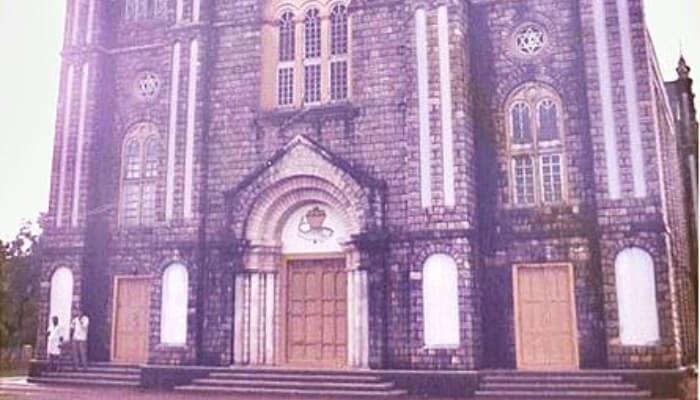 St.Mary's Church in Delhi