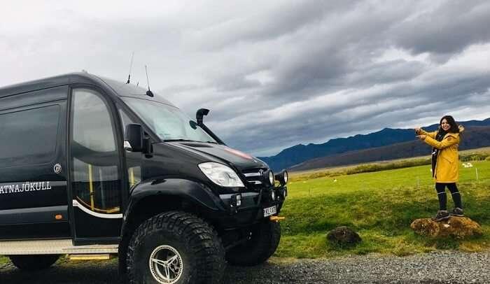 Super Jeep thrills_Iceland