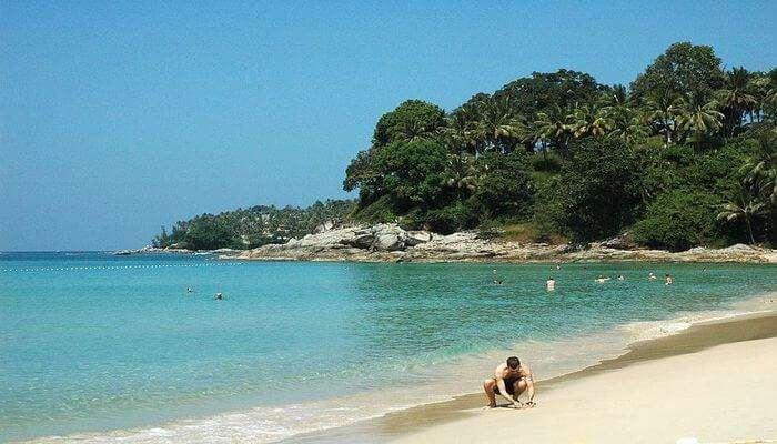 most pretty beaches in Phuket
