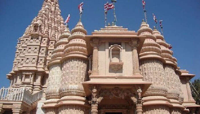 Swaminarayan Temple In Dwarka