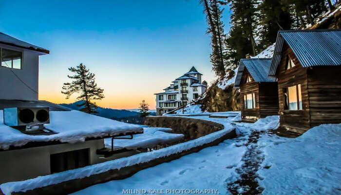 Tethys Ski Resort