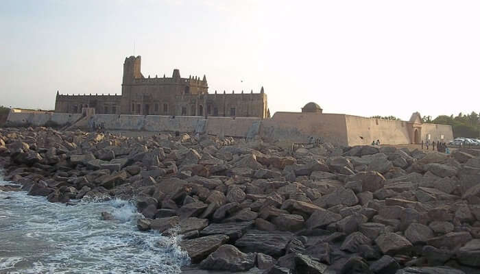 Tranquebar is one of the first choices of adventure