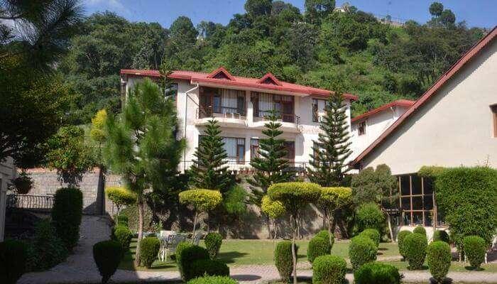 Fern Surya Resort