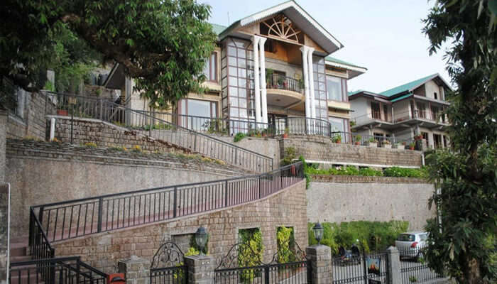 The Horizon Villa