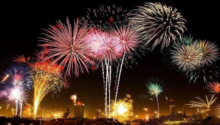 The International New Year