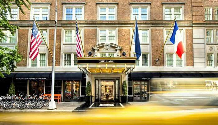 The Mark 7 Star Hotel In New York