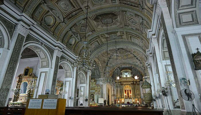 see the magnificence of the church