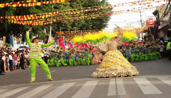 The Sandugo Festival