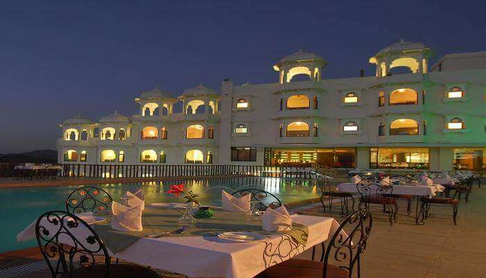 Things To Do In Hotel Bhairavgarh Palace