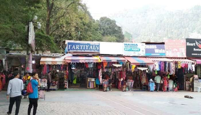 best market in jim corbett