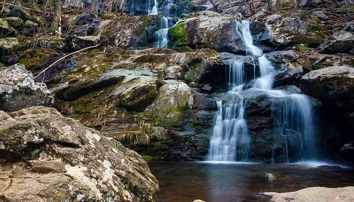 Tilari Waterfalls