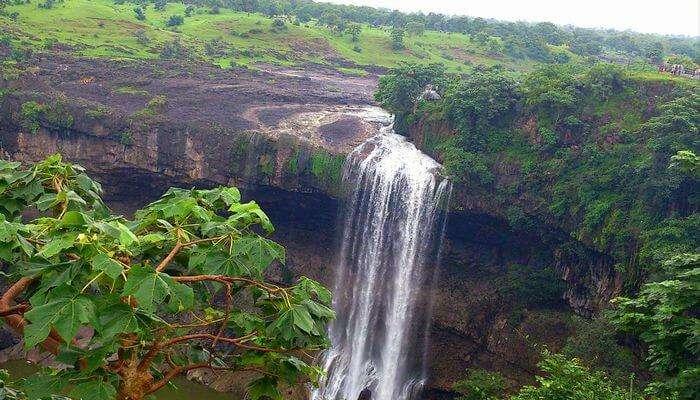 Tincha Water Falls