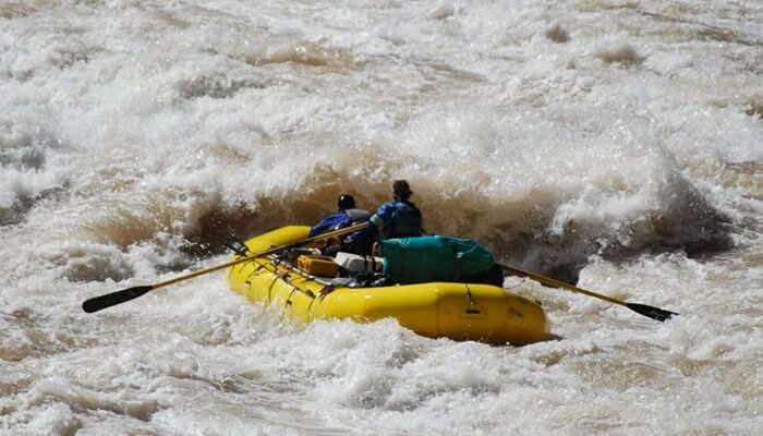 River Rafting In Kerala