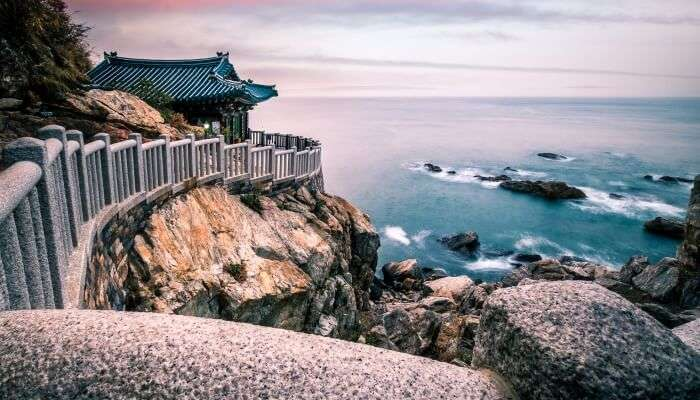 Amazing places to visit in south korea