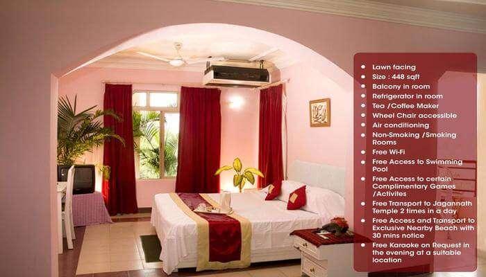 Toshali Sands Resort