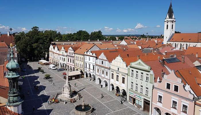 A Czech Town