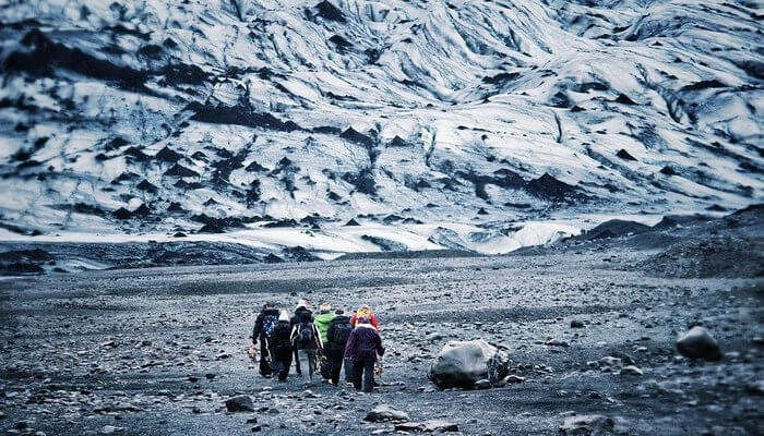 Try Glacier Hiking