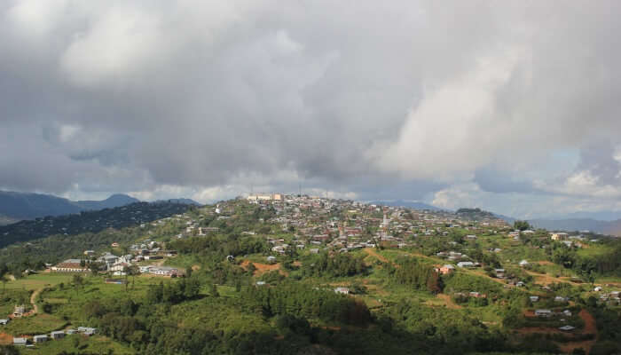 Ukhrul And Bishnupur gives you exotic view