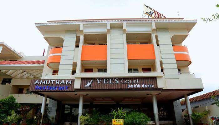 Vels Court Hotel