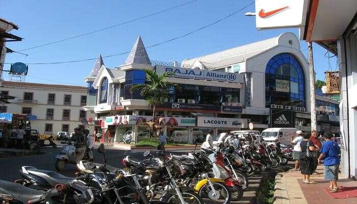 Walking Tour Of Panjim Market