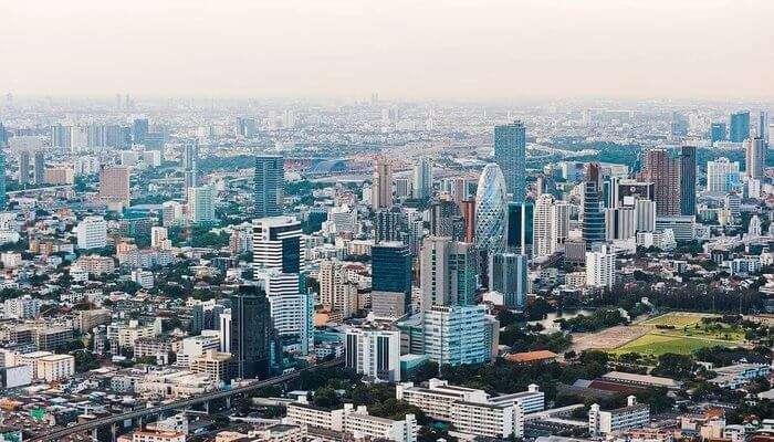Weather In Bangkok In November
