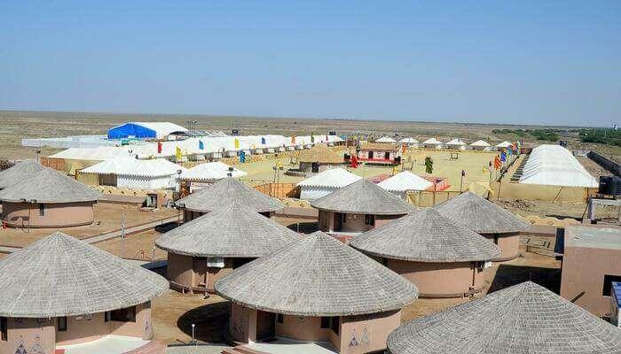 White Rann Resort Near Kutch