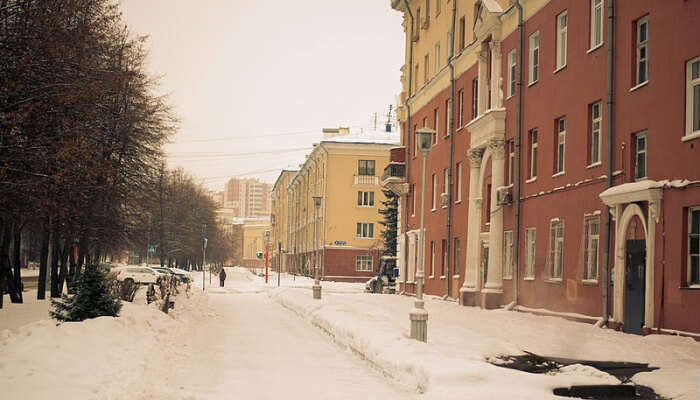 Why Visit Russia In February