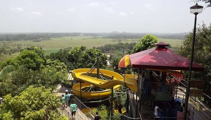 Wonder La Water Park bangalore