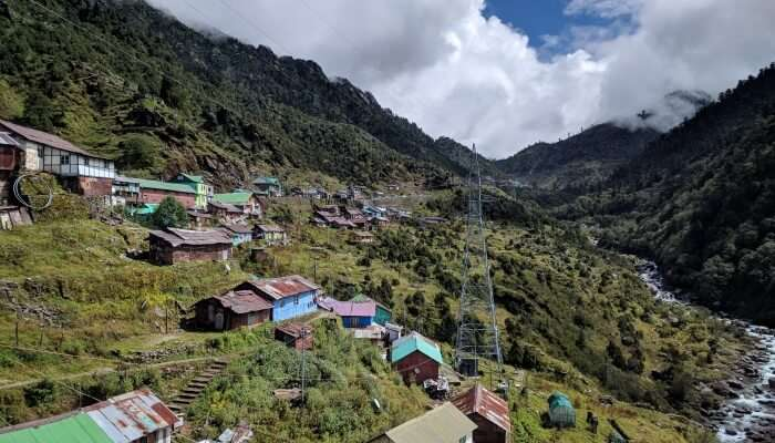 Yuksom And Pelling is best place to visit