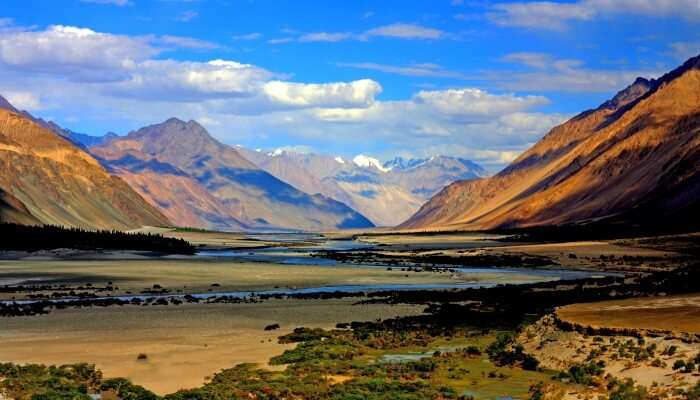 Zanskar Valley is the best valley