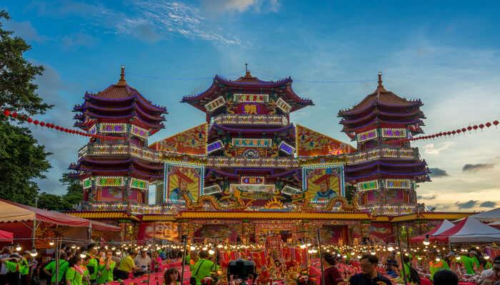 Zhongyuan Festival
