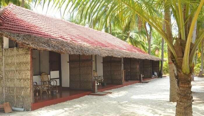 bangarm resort lakshwadeep