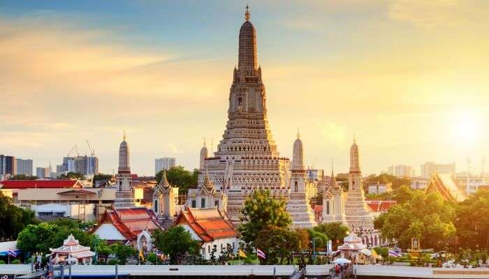 bangkok is trhe best place
