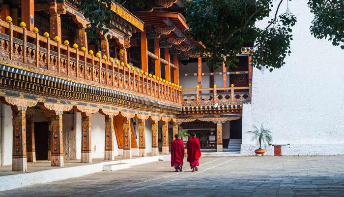 Best Bhutan In November