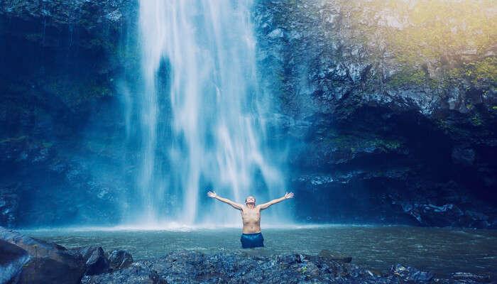 Waterfalls Near Trivandrum