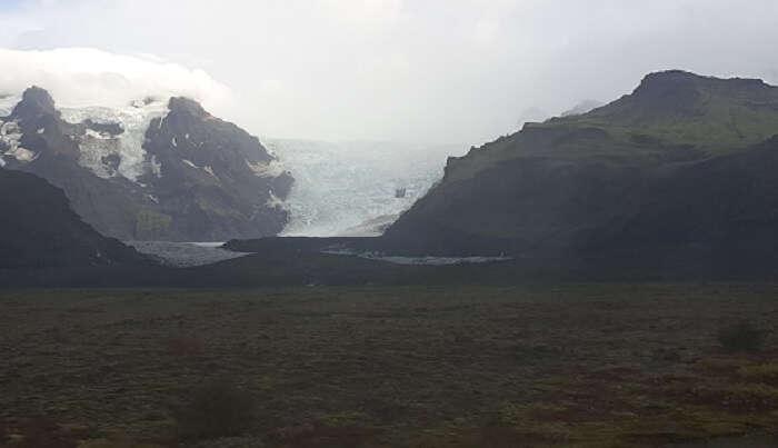 glacier tounge_Iceland