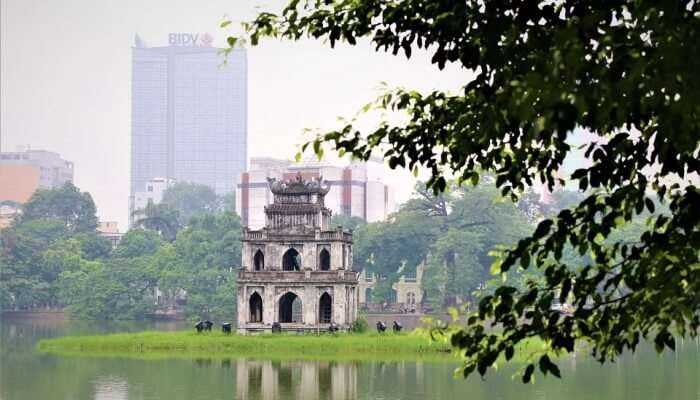 hanoi is the best place to visit