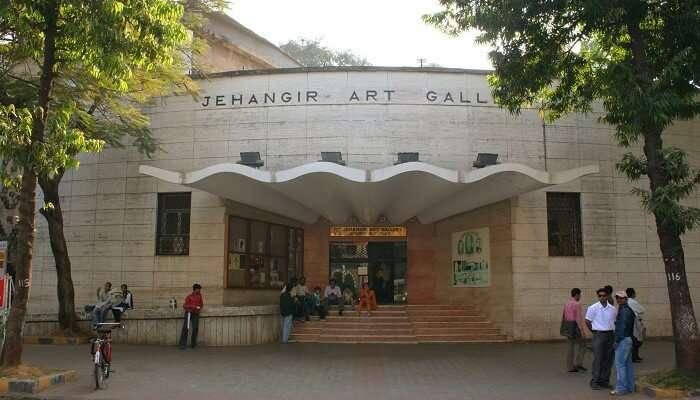 Art gallery, Mumbai