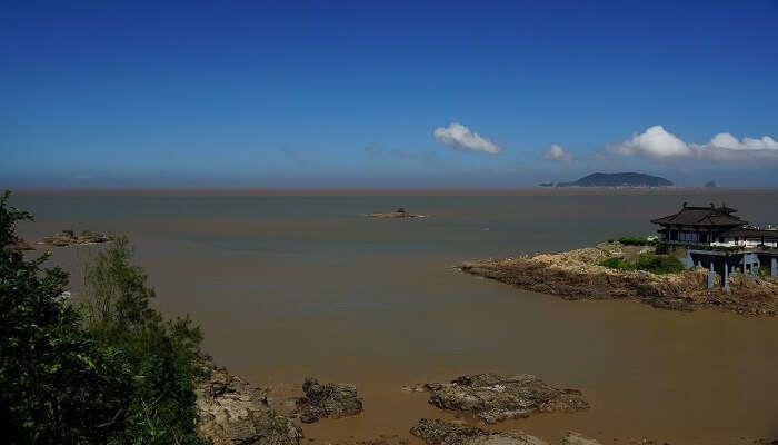 putuoshan island