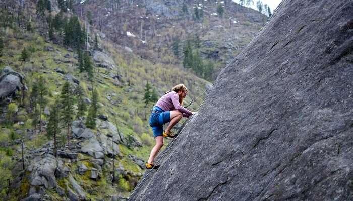 tips for rock climbing