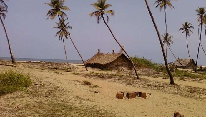 achara beach is the option for visit