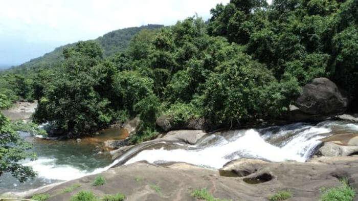 Adyanpara Waterfall in Malappuram