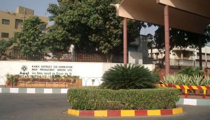 Anand is the best destination in vodadara
