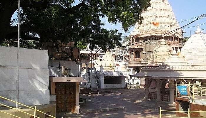 Architecture Of Mahakaleshwar Temple