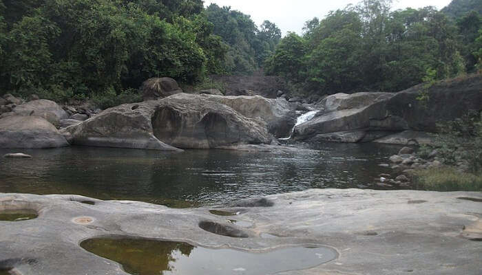 Aripara Waterfall