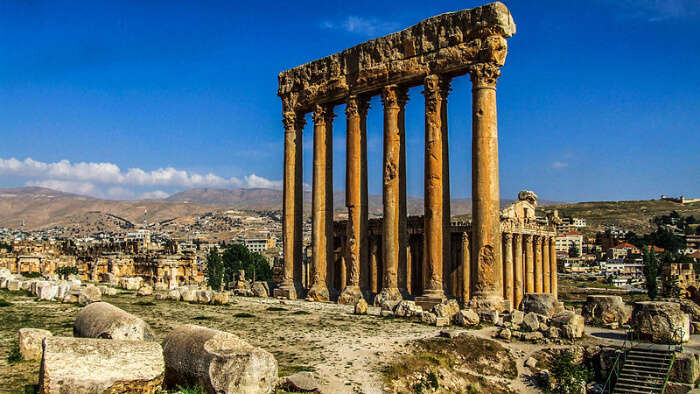Baalbeck: Take A Dip Into History